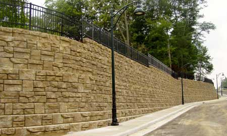 Lessons In Large Retaining Walls Civil Structural