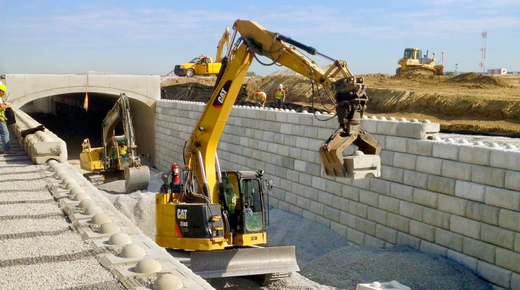 Earth Retention Excellence Civil Structural Engineer