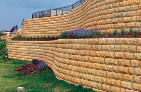 Terraced transition - Civil + Structural Engineer magazine