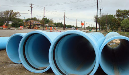 Pipe projects, products, and research - Civil + Structural