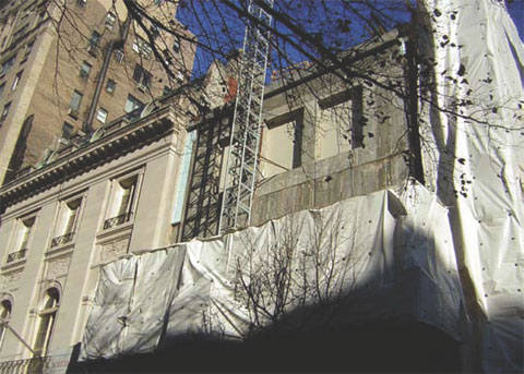 New classical design in NYC—s Upper East Side - Civil + Structural