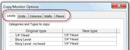 Coordinating your Autodesk Revit Structure project with
