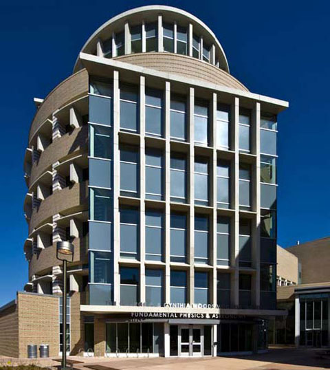 Civil Structural Engineer Magazine: The Mitchell Physics Buildings At Texas A&M University