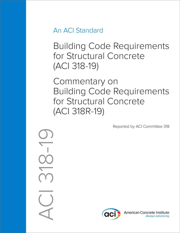 american concrete institute detailing manual